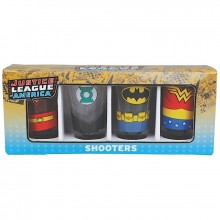 DC Comics Justice League Shottilasit