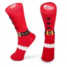 Silly Socks Santas Slipper Sock