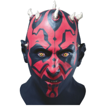 STAR WARS LATEKSI NAAMARI DARTH MAUL