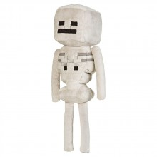 Minecraft Skeleton Pehmolelu