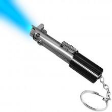 Star Wars Avaimenperä taskulampulla Valomiekka