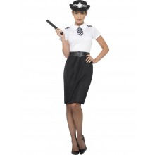 BrittilÄInen Poliisi Naamiaisasu