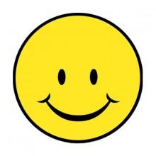 Iloinen Smiley Hahmo 33Cm