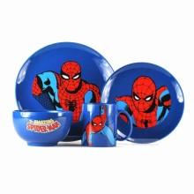 Marvel Spiderman Astiasto 4-osainen