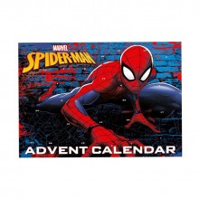 Adventtikalenteri Spiderman