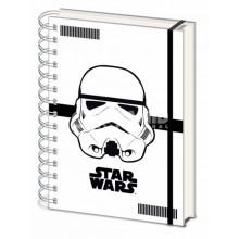 Star Wars MuistilehtiÖ A5 Stormtrooper