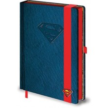 Superman MuistilehtiÖ A5 Sidottu