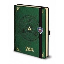 The Legend Of Zelda Premium MuistilehtiÖ