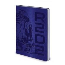 Star Wars Muistikirja R2-D2
