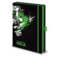 Marvel Retro Premium Muistikirja Hulk