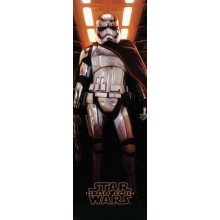 Star Wars The Force Awakens Captain Phasma Juliste