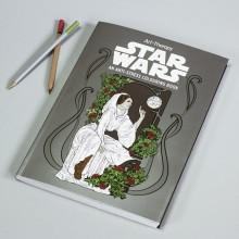 Star Wars VÄRityskirja Aikuisille
