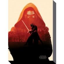 Star Wars Kanvaasi Kylo Ren 60 X 80 Cm