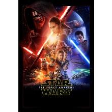 Star Wars The Force Awakens Elokuvajuliste