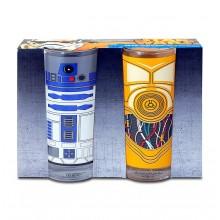 Star Wars Lasit C-3Po & R2-D2