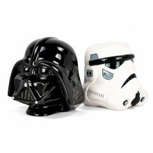 Star Wars Kirjatuet Darth Vader ja Stormtrooper