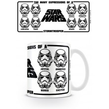 Star Wars Muki Stormtrooper Expressions