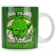 Star Wars Muki Yoda 900 Years