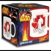 Star Wars I Heart Prinsessa Leia Muki