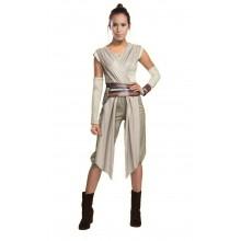 Star Wars Rey Maskeraddräkt Deluxe