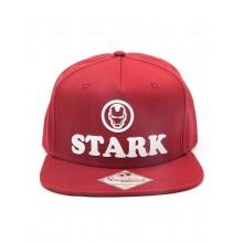 Marvel Tony Stark Snapback -lippis
