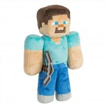 Minecraft Steve Pehmolelu