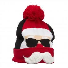 Neulottu Myssy Cool Santa