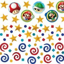 Super Mario -konfetti