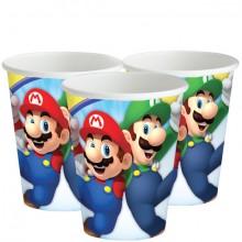 Paperimuki Super Mario 8-pakkaus