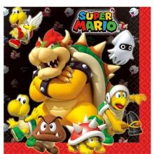 Servetit Super Mario 16-pakkaus