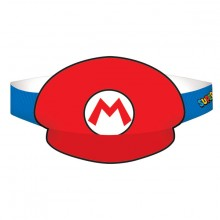Hattu Super Mario 8-Pakkaus