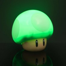 Super Mario 1Up Mushroom Mood Light