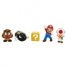 Nintendo Super Mario Hahmot 5-pakkaus