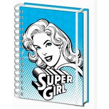 DC Muistikirja Supergirl