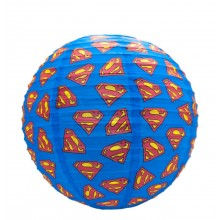 Superman Lampunvarjostin Logo