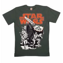 Star Wars T-paita Eko Luke I Will Come For You