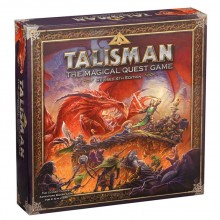 Talisman Core Game, Strategiapeli