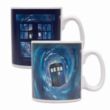 Dr Who Lämpöherkkä Muki Tardis
