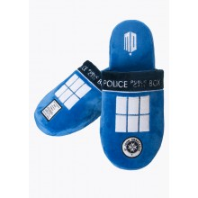 Doctor Who Tardis Tossut