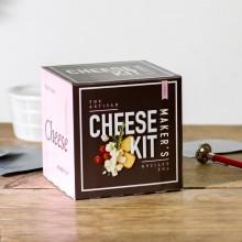Tee se itse juusto -pakkauksesta