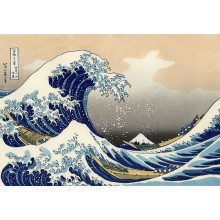 The Great Wave Off Kanagawa Juliste