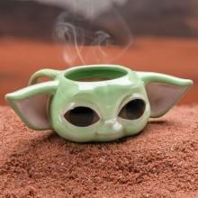 Star Wars The Mandalorian The Child 3D Mugg