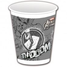 Thor Muovimukit 8-pakkaus