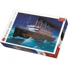 Palapeli Titanic 1000 palaa