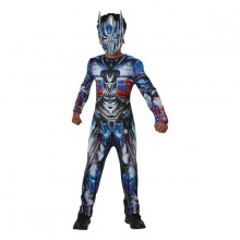 Transformers Optimus Prime Lasten Naamiaisasu