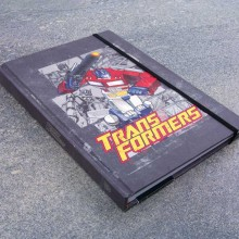 Transformers Optimus Prime Muistilehtiö