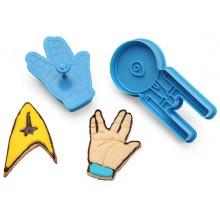 Star Trek Piparimuotit
