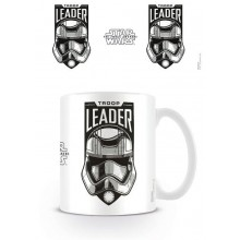 Star Wars Force Awakens Mugg Troop Leader