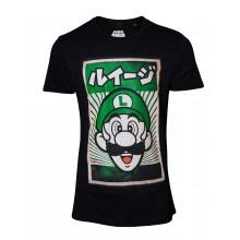 Nintendo Propa Luigi T-paita
