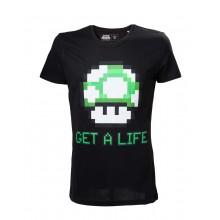Nintendo Get A Life T-paita